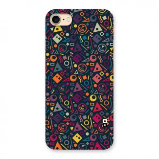 Abstract Figures Back Case for iPhone 7