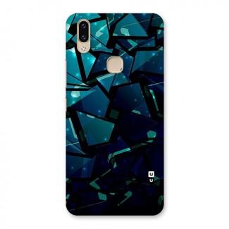 Abstract Glass Design Back Case for Vivo V9