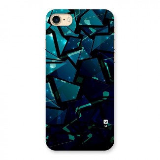 Abstract Glass Design Back Case for iPhone 7