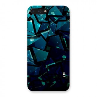 Abstract Glass Design Back Case for iPhone 7 Plus