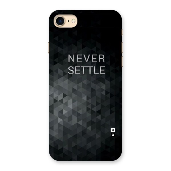 Abstract No Settle Back Case for iPhone 7