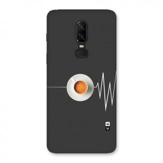 After Coffee Back Case for OnePlus 6