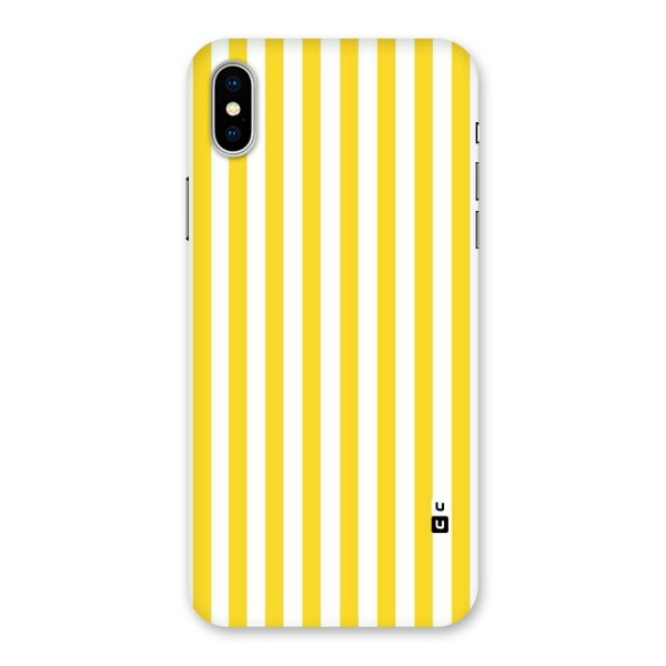 Beauty Color Stripes Back Case for iPhone X