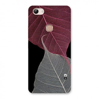 Beauty Leaf Back Case for Vivo Y83