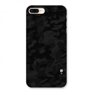 7b7ed609dbd Black Camouflage Back Case for iPhone 8 Plus