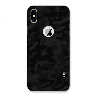 uk availability 9f511 49751 iPhone X Logo Cut | Mobile Phone Covers & Cases in India Online at ...