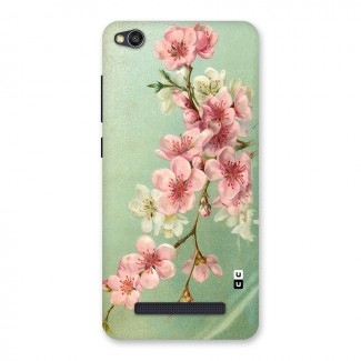 Blossom Cherry Design Back Case for Redmi 4A
