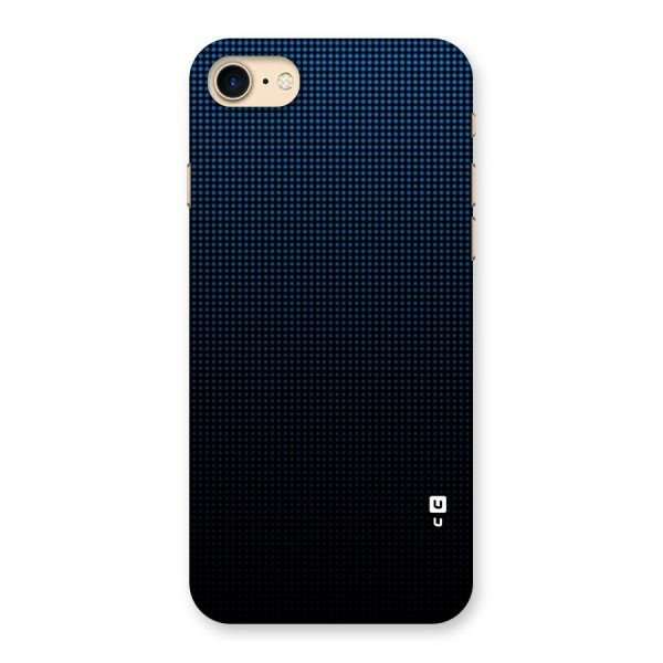 Blue Dots Shades Back Case for iPhone 7