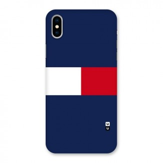 Bold Colours Back Case for iPhone X