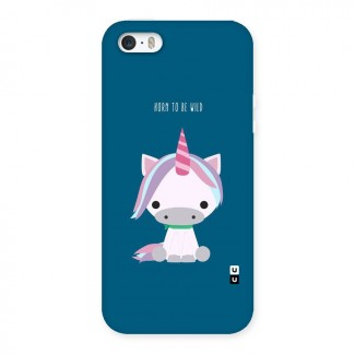 Born Wild Unicorn Back Case for iPhone 5 5S