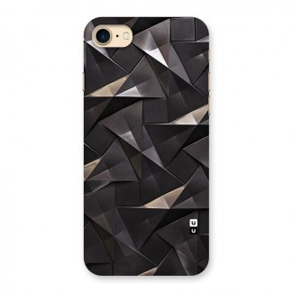 Carved Triangles Back Case for iPhone 7