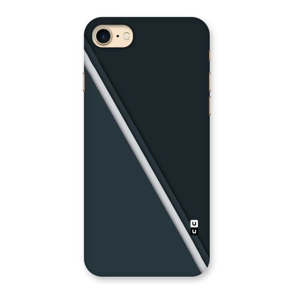 Classic Single Stripe Back Case for iPhone 7
