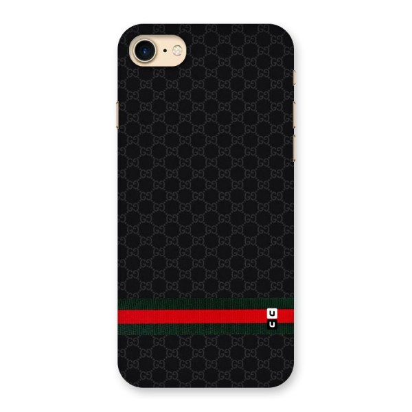 Classiest Of All Back Case for iPhone 7