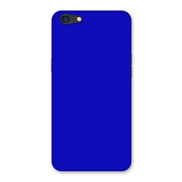 Cobalt Blue Back Case For Oppo A71