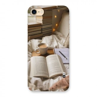 Coffee And Books Back Case for iPhone 7