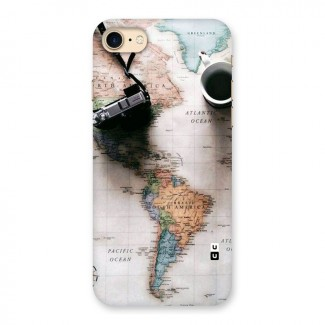 Coffee And Travel Back Case for iPhone 7