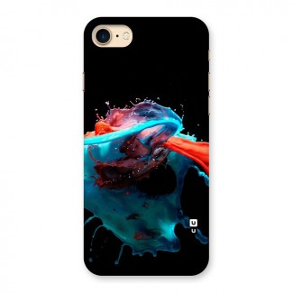 Colour War Back Case for iPhone 7