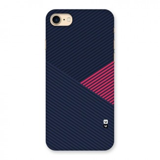 Criscros Stripes Back Case for iPhone 7