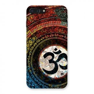 Culture Om Design Back Case for iPhone 7 Plus