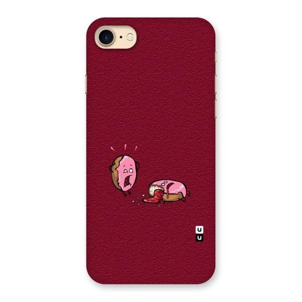 Donut Murder Back Case for iPhone 7