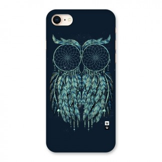 Dreamy Owl Catcher Back Case for iPhone 8
