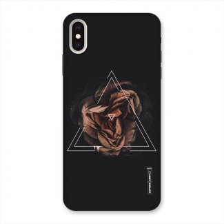 Dusty Rose Back Case for iPhone XS Max