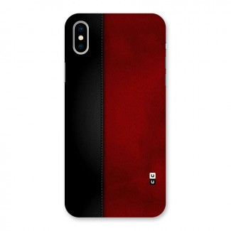 Elite Shade Design Back Case for iPhone X