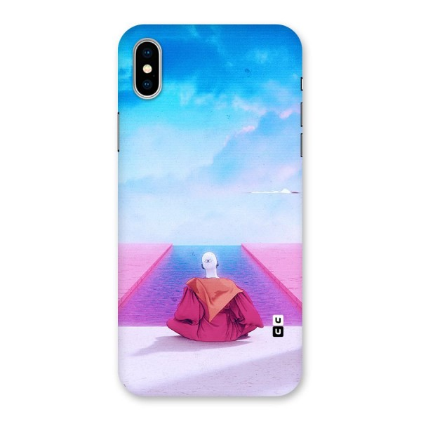 Eye Art Back Case for iPhone X