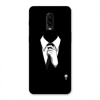 Faceless Gentleman Back Case for OnePlus 6T