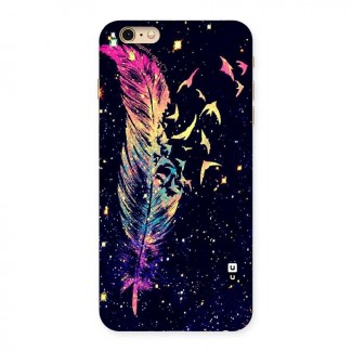 Feather Bird Fly Back Case for iPhone 6 Plus 6S Plus