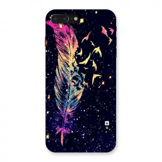 Feather Bird Fly Back Case for iPhone 7 Plus