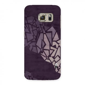 Fine Abstract Back Case for Samsung Galaxy S6 Edge