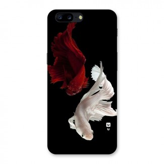 Fish Design Back Case for OnePlus 5