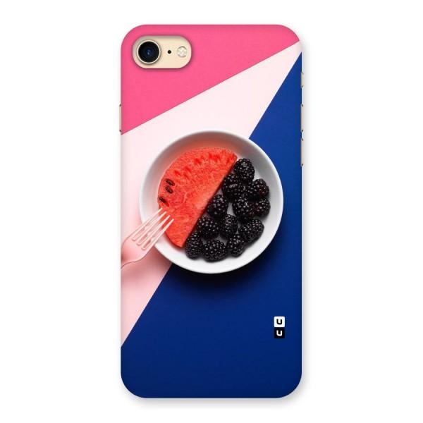 Fresh Fruit Season Back Case for iPhone 7