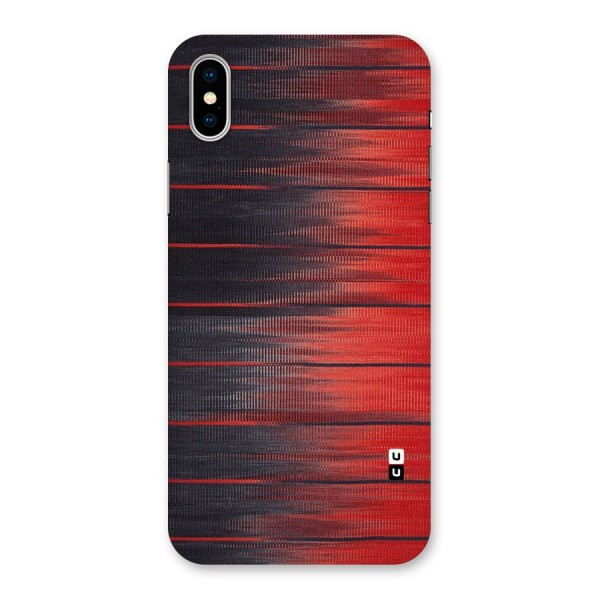 Fusion Shade Back Case for iPhone X