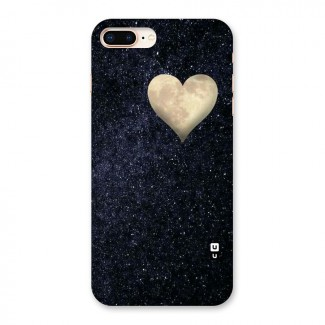 Galaxy Space Heart Back Case for iPhone 8 Plus