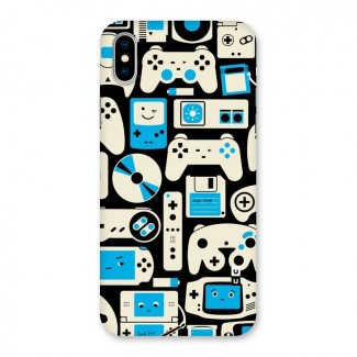 Gamers Back Case for iPhone X