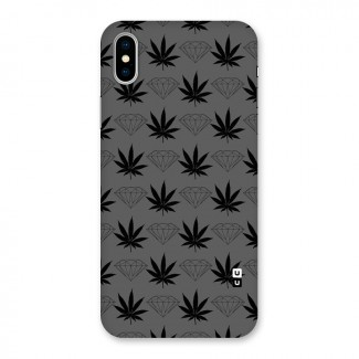 Grass Diamond Back Case for iPhone X
