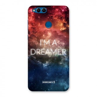 I am a Dreamer Back Case for Honor 7X