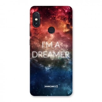 I am a Dreamer Back Case for Redmi Note 5 Pro