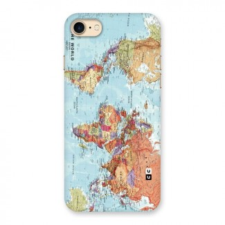 Lets Travel The World Back Case for iPhone 7
