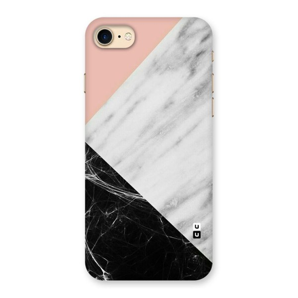 Marble Cuts Back Case for iPhone 7