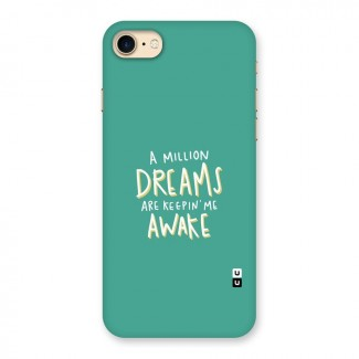 Million Dreams Back Case for iPhone 7