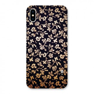 Most Beautiful Floral Back Case for iPhone X