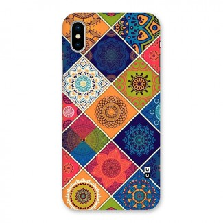 Multi Designs Back Case for iPhone X