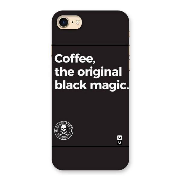 Original Black Magic Back Case for iPhone 7