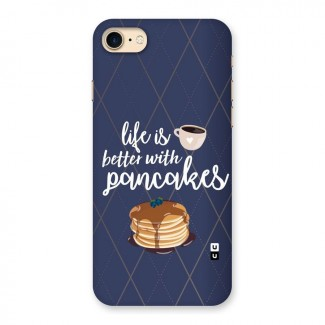 Pancake Life Back Case for iPhone 7