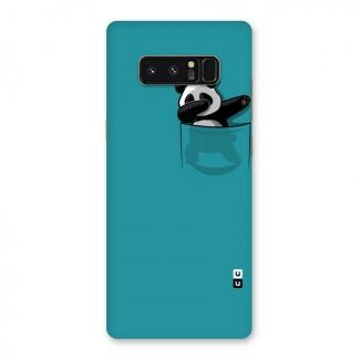Panda Dabbing Away Back Case for Galaxy Note 8