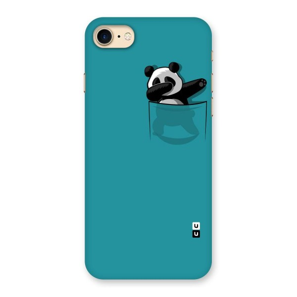 Panda Dabbing Away Back Case for iPhone 7