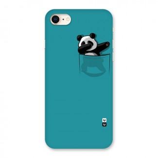 Panda Dabbing Away Back Case for iPhone 8